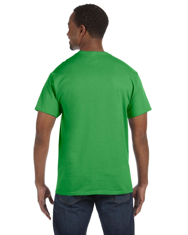 5250T Hanes SHAMROCK GREEN