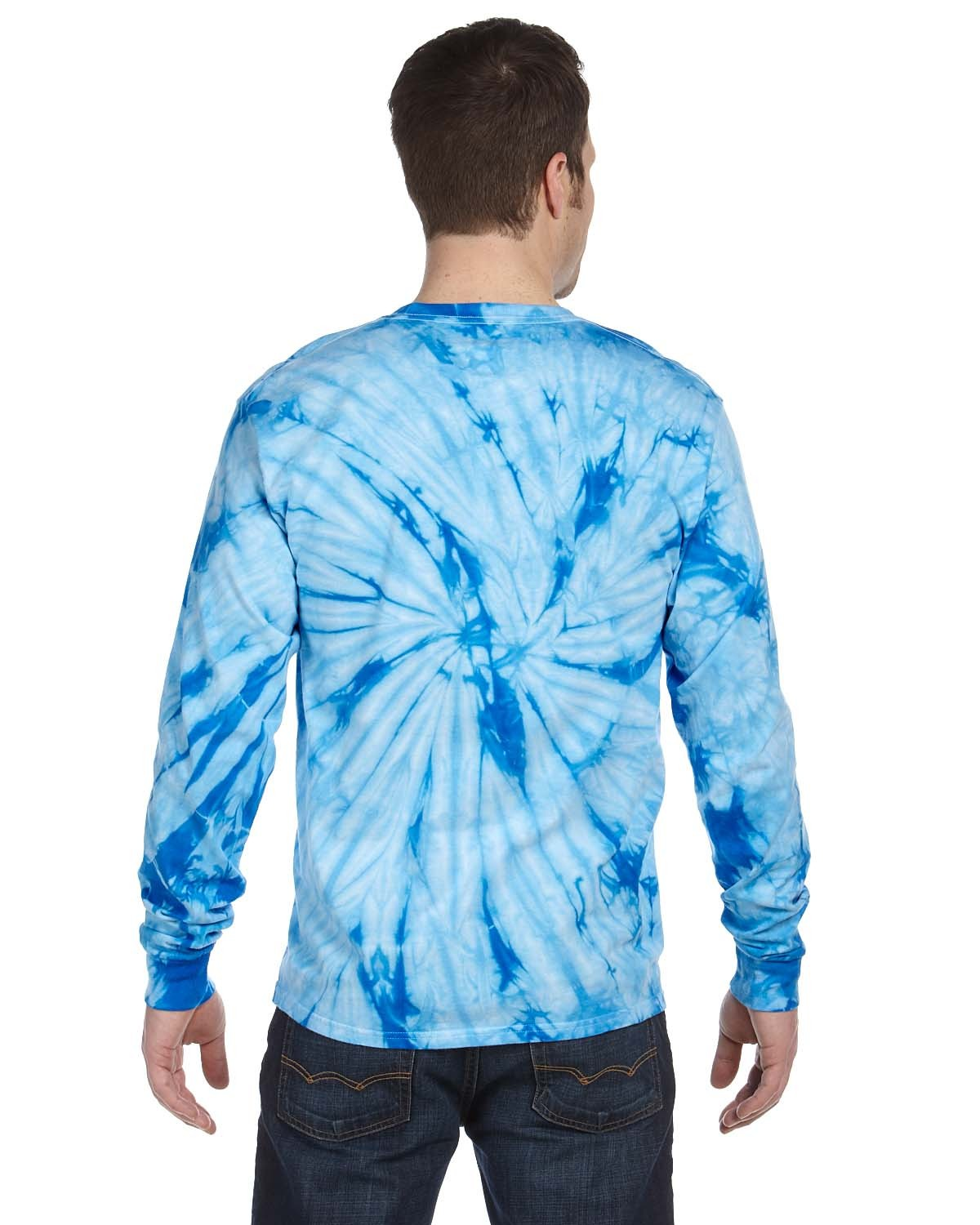 CD2000 Tie-Dye SPIDER BABY BLUE