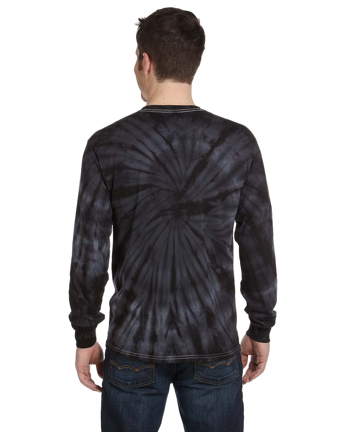 CD2000 Tie-Dye SPIDER BLACK