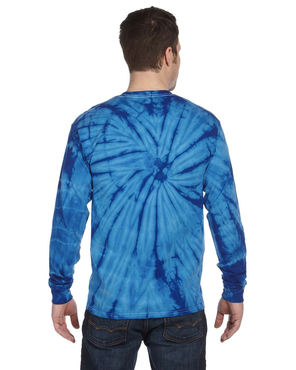 CD2000 Tie-Dye SPIDER ROYAL