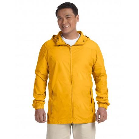 M765 Harriton M765 Men's Essential Rainwear SUNRAY YELLOW