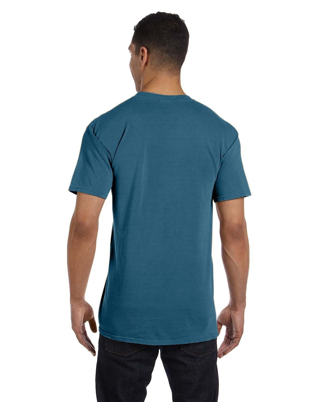 6030CC Comfort Colors TOPAZ BLUE