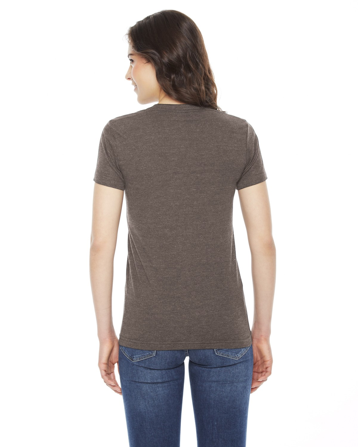 TR301W American Apparel TRI COFFEE
