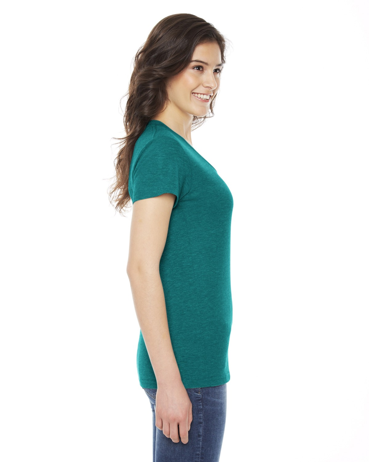 TR301W American Apparel TRI EVERGREEN