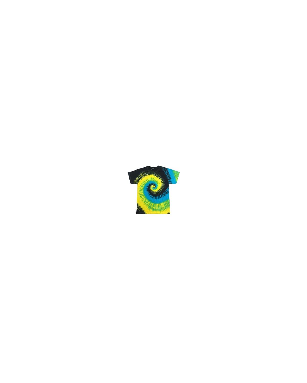 CD100Y Tie-Dye TROPICAL BREEZE