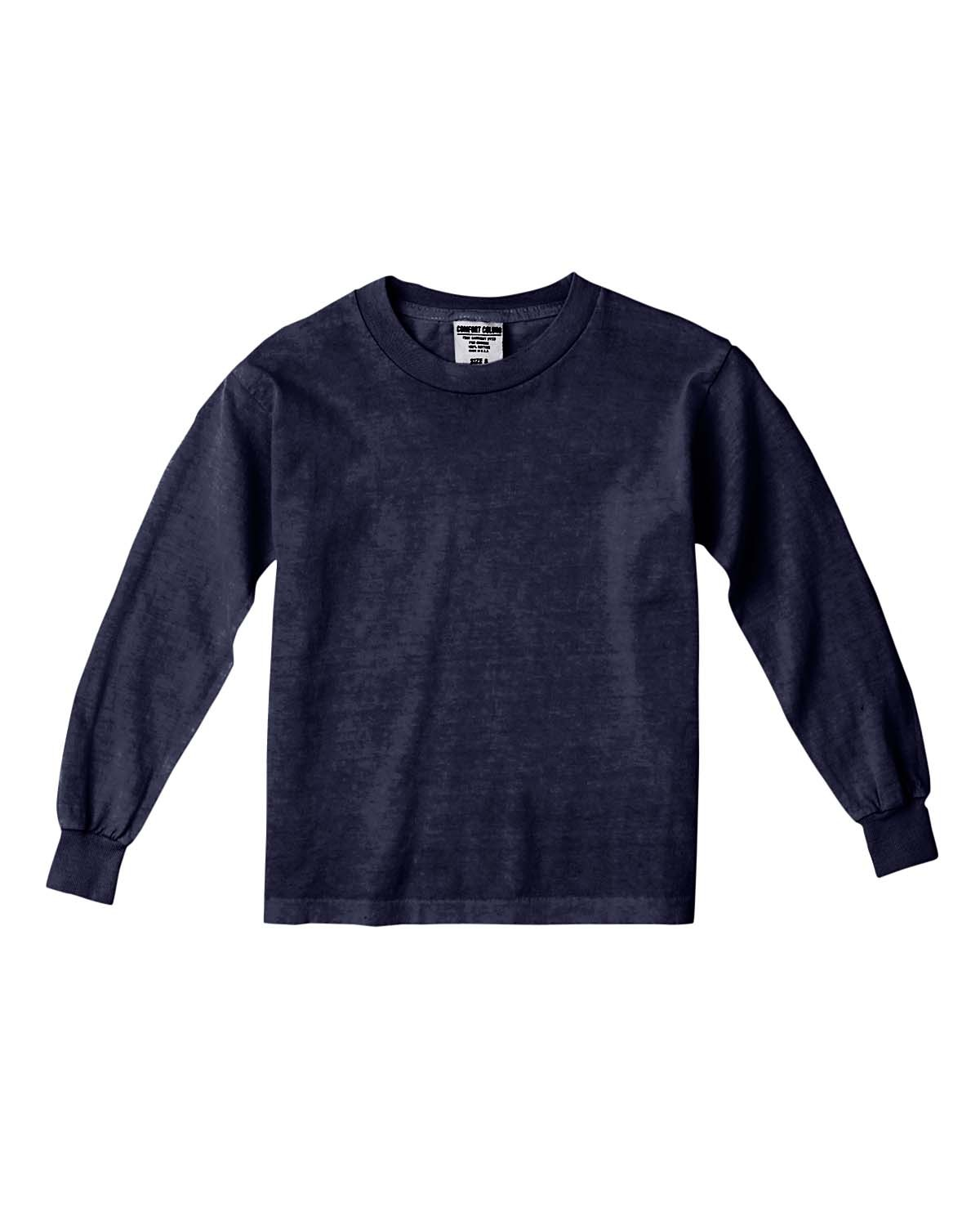 C3483 Comfort Colors Drop Ship TRUE NAVY