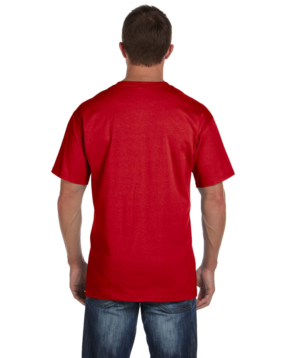 3931P Fruit of the Loom TRUE RED