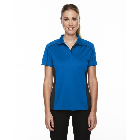 75113 Extreme 75113 Ladies' Eperformance Fuse Snag Protection Plus Colorblock Polo TRUE ROYAL 438