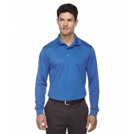85111T Extreme 85111T Men's Tall Eperformance Snag Protection Long-Sleeve Polo TRUE ROYAL 438