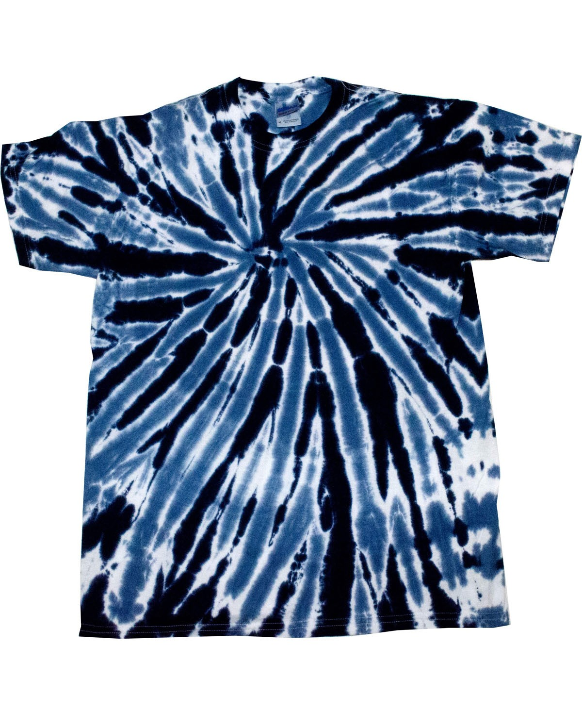 CD110Y Tie-Dye Drop Ship TWIST NAVY