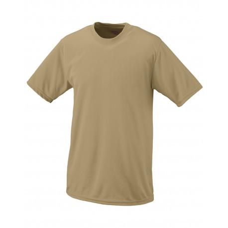 790 Augusta Sportswear 790 Adult Wicking T-Shirt VEGAS GOLD