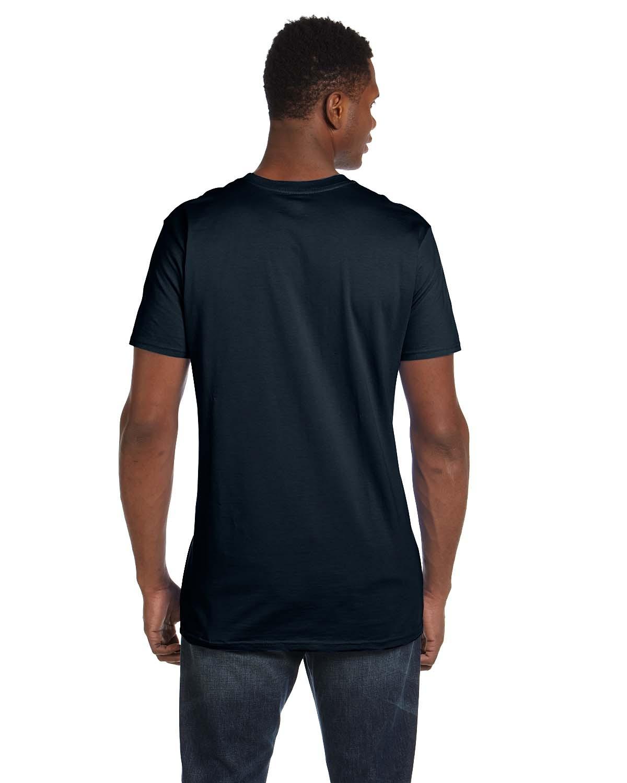 4980 Hanes VINTAGE BLACK