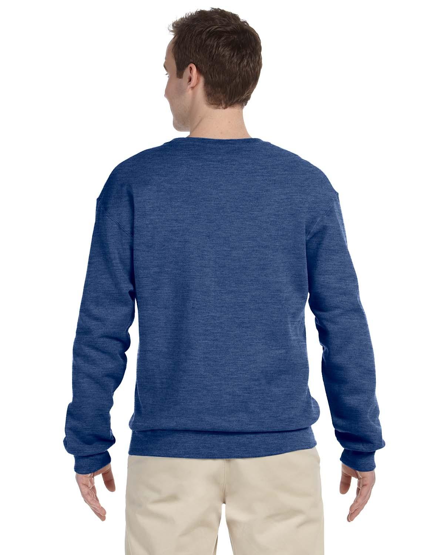 562 Jerzees VINTAGE HTH BLUE