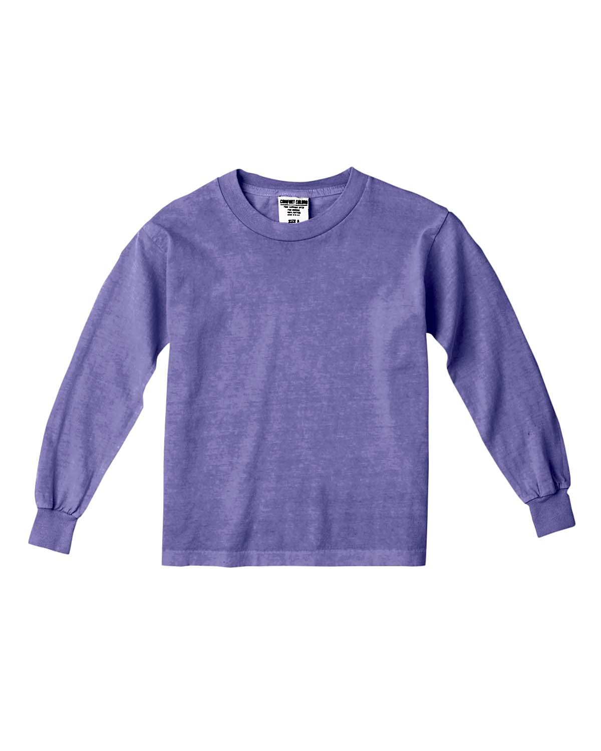 C3483 Comfort Colors Drop Ship VIOLET