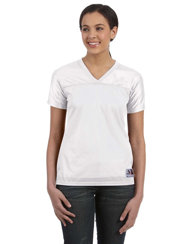 250 Augusta Sportswear WHITE