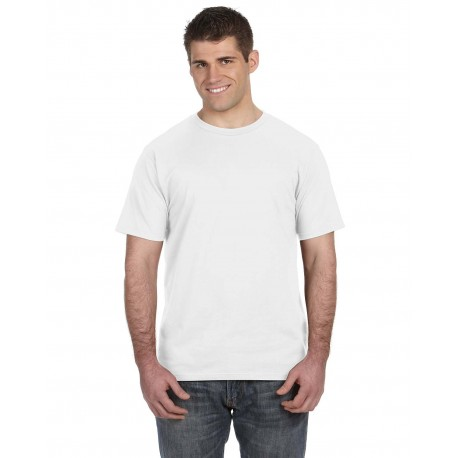 980 Anvil 980 Lightweight T-Shirt WHITE