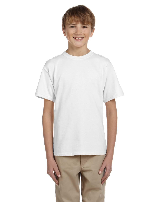 5370 Hanes WHITE