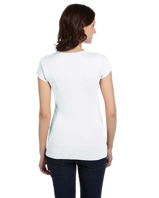 8701 Bella + Canvas WHITE