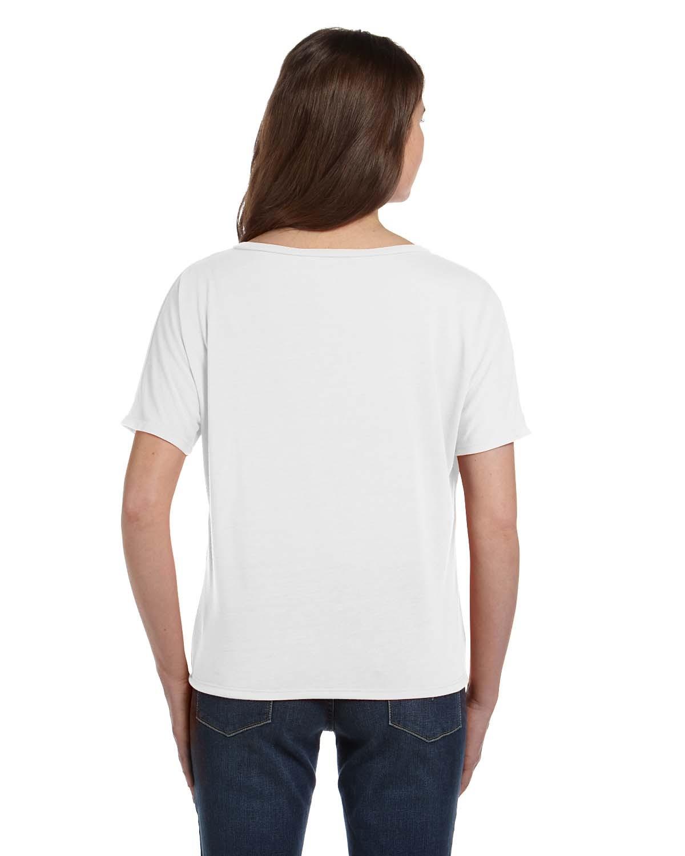 8815 Bella + Canvas WHITE