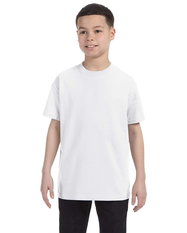 29B Jerzees WHITE