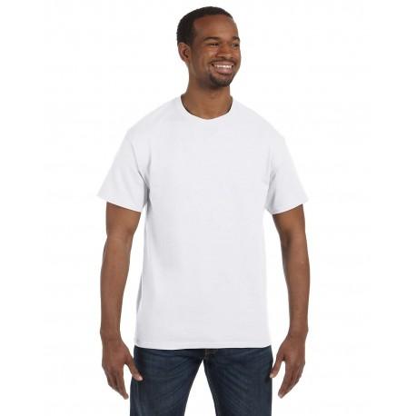 29MT Jerzees 29MT Adult Tall 5.6 oz. DRI-POWER ACTIVE T-Shirt WHITE