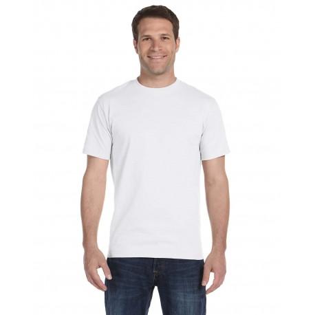518T Hanes 518T Men's Tall 6.1 oz. Beefy-T WHITE