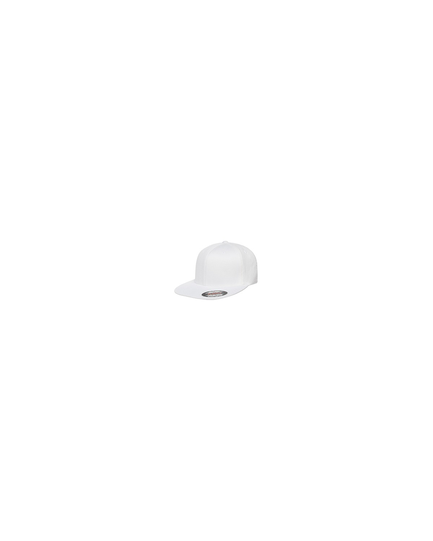 6297F Flexfit WHITE