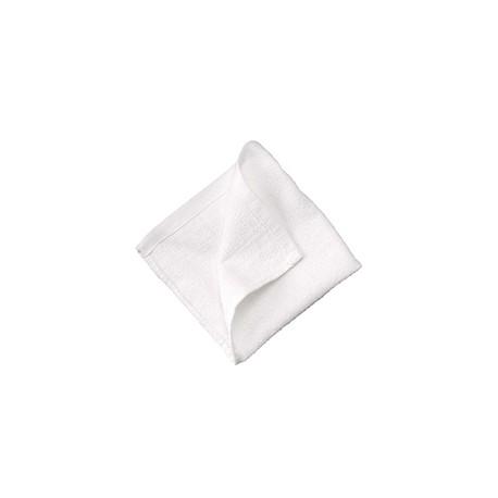 C1515 Carmel Towel Company C1515 Square Super Fan Rally Towel WHITE