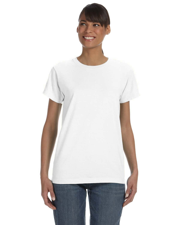 C3333 Comfort Colors WHITE