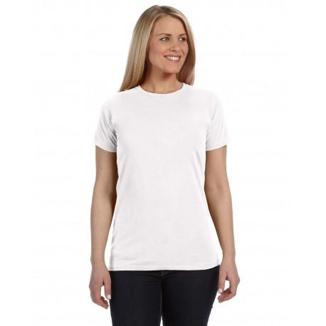 C4200 Comfort Colors C4200 Ladies' Lightweight RS T-Shirt WHITE