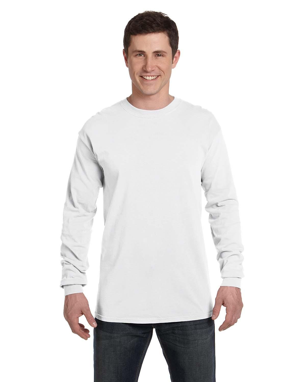 C6014 Comfort Colors WHITE