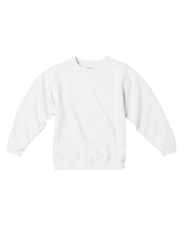 C9755 Comfort Colors Drop Ship WHITE