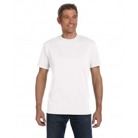 EC1000 Econscious EC1000 Men's 5.5 oz., 100% Organic Cotton Classic Short-Sleeve T-Shirt WHITE