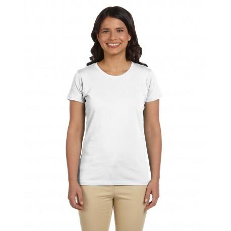 EC3000 Econscious EC3000 Ladies' 4.4 oz., 100% Organic Cotton Classic Short-Sleeve T-Shirt WHITE