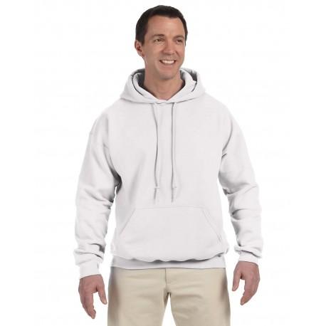 G125 Gildan G125 Adult DryBlend Adult 9 oz., 50/50 Hood WHITE