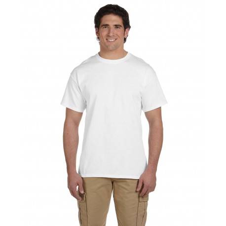 G200 Gildan G200 Adult Ultra Cotton 6 oz. T-Shirt WHITE