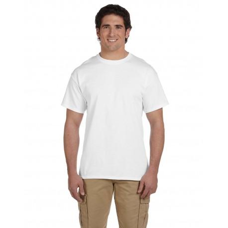 G200T Gildan G200T Adult Ultra Cotton Tall 6 oz. T-Shirt WHITE