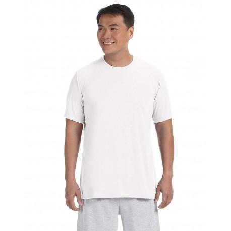 G420 Gildan G420 Adult Performance Adult 5 oz. T-Shirt WHITE