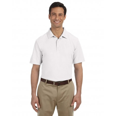 G948 Gildan G948 Adult 6.8 oz. Pique Polo WHITE