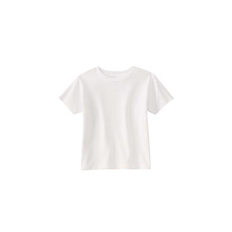 RS3301 Rabbit Skins RS3301 Toddler Cotton Jersey T-Shirt WHITE