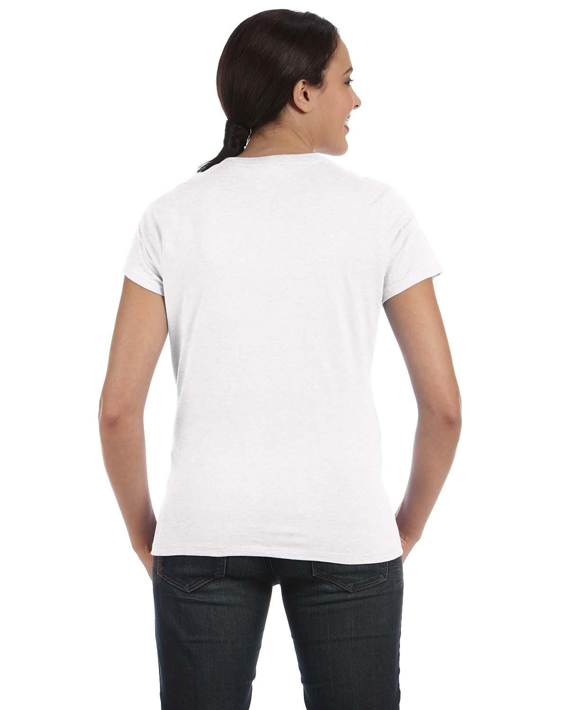 SL04 Hanes WHITE
