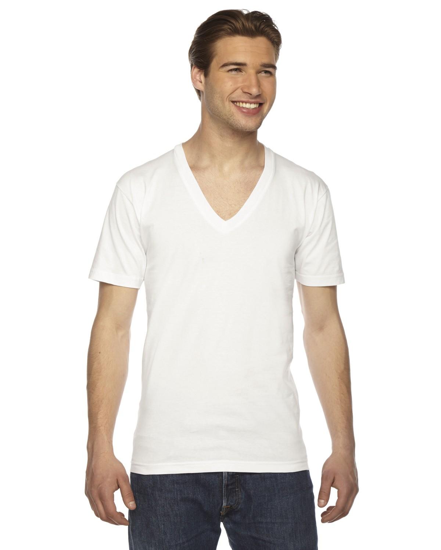 2456 American Apparel WHITE