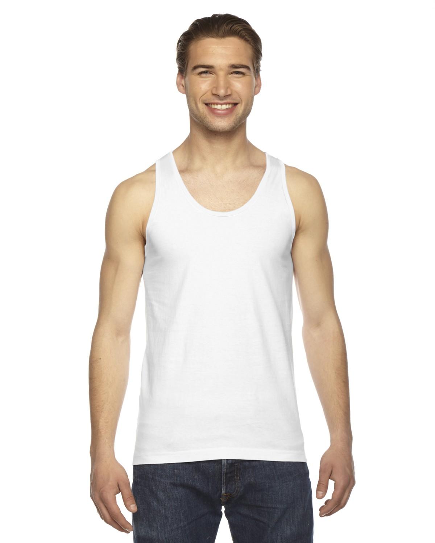 2408 American Apparel WHITE