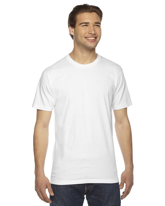 2001 American Apparel WHITE