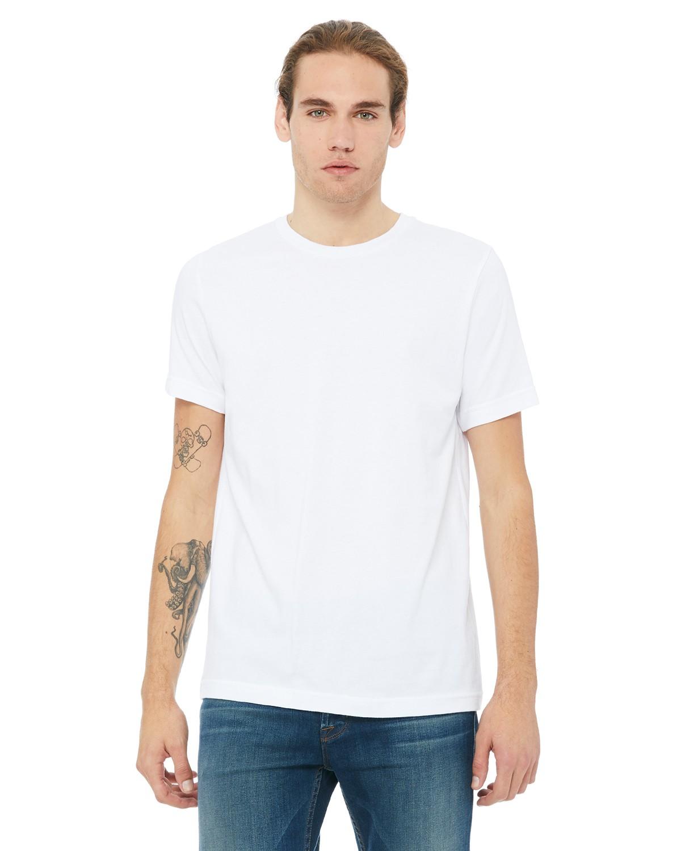 3091 Bella + Canvas WHITE