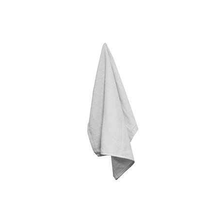 C1518 Carmel Towel Company C1518 Large Rally Towel WHITE