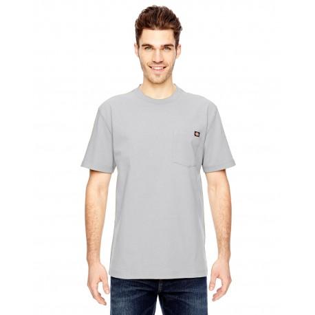 WS450 Dickies WS450 Unisex Short-Sleeve Heavyweight T-Shirt WHITE