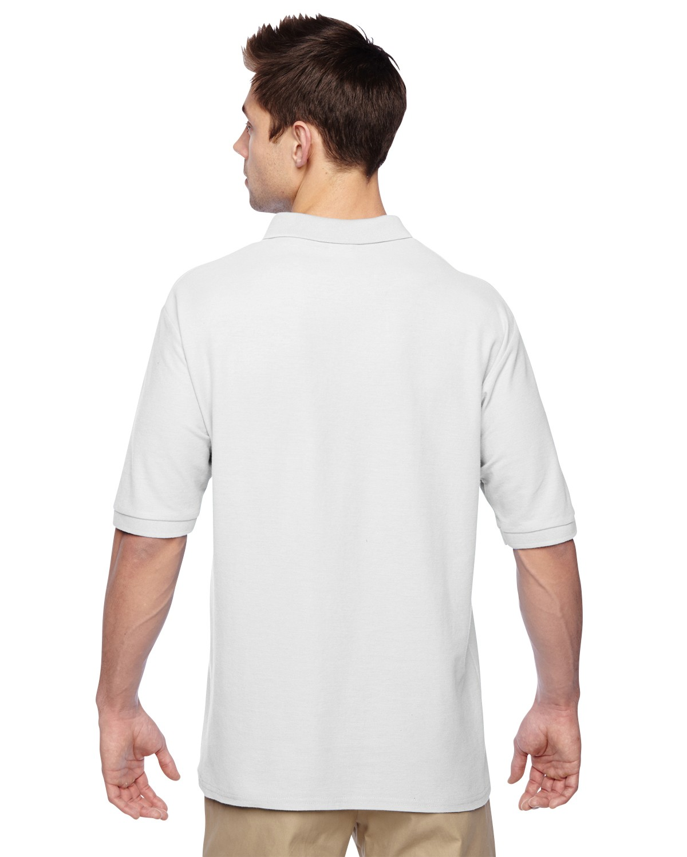 537MSR Jerzees WHITE
