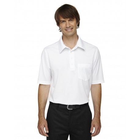 85114T Extreme 85114T Men's Tall Eperformance Shift Snag Protection Plus Polo WHITE 701