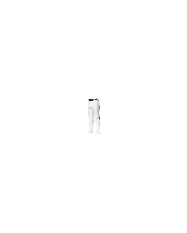N6162 A4 Drop Ship WHITE/CARDINAL